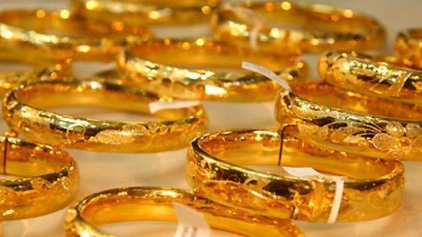 Giá vàng cao nhất đã lên gần 42 triệu đồng/lượng