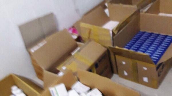 Bắt giữ lượng lớn thuốc tân dược, thực phẩm chức năng khi đang vận chuyển về các nhà thuốc ở  Vĩnh Long