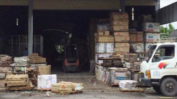 Tổ chức trộm 900 thùng gạch men, đối tượng quê Vĩnh Long và đồng bọn bị truy tố