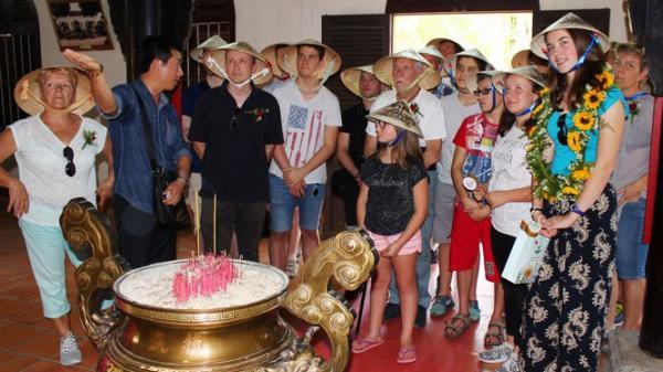 Các hoạt động du lịch vào dịp xuân về ở Vĩnh Long