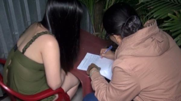 Xóa hàng loạt ổ mại dâm trá hình ở Vĩnh Long và các tỉnh miền Tây