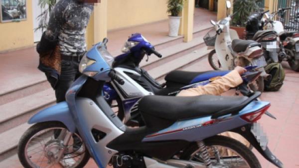 Trà Ôn (Vĩnh Long): Bắt giữ đối tượng trộm xe của người dân