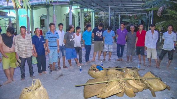Trà Ôn (Vĩnh Long): Triệt xoá tụ điểm đá gà ăn thua bằng tiền
