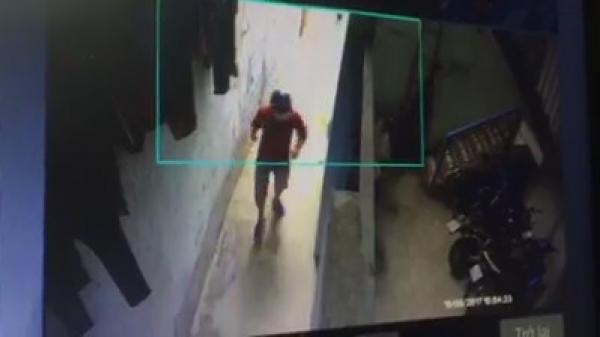 Vĩnh Long: Vào nhà trọ ăn trộm, bị camera ghi hình đối tượng nhận cái kết đắng