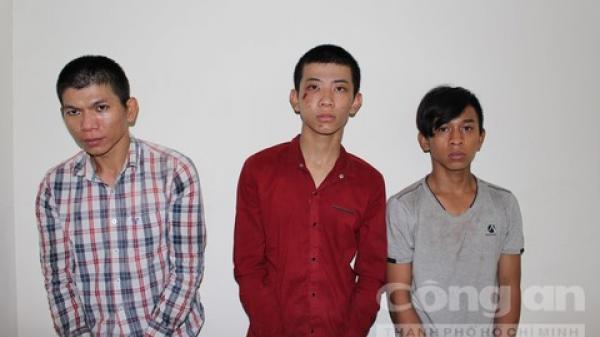 """10X Vĩnh Long tham gia vào băng cướp """"tuổi teen"""" liên tục gây ra hàng loạt vụ án"""