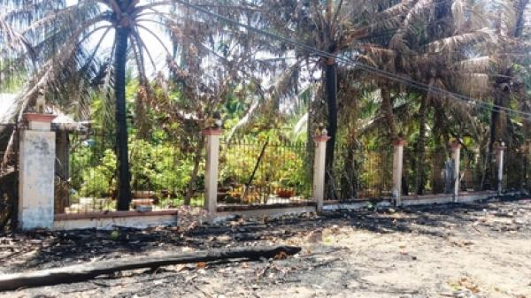 Vĩnh Long: Thông tin mới vụ yêu đơn phương, ghen tuông phóng hỏa tiệm trang điểm cháy lan đường dây cáp quang