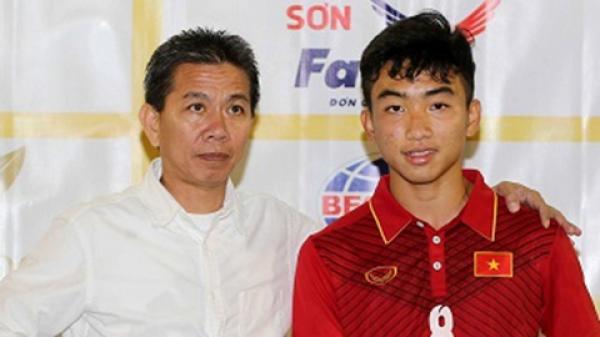 U19 Việt Nam chốt danh sách, loại cầu thủ vô địch giải U19 Quốc tế  thuộc CLB Đồng Tháp và Tony Tuấn Anh