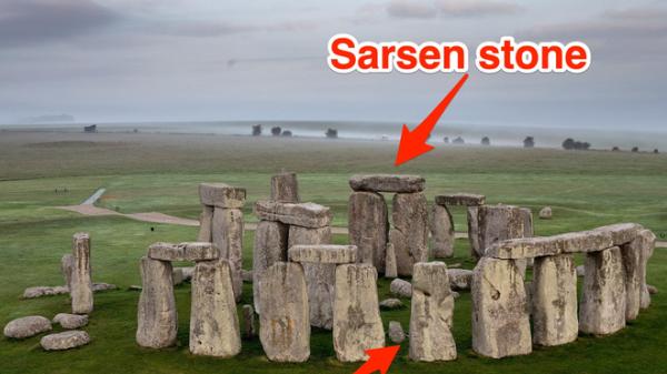 """Cụ ông 90 tuổi quyết định trả lại tảng đá đã... """"chôm"""" từ quần thể Stonehenge từ 60 năm trước"""