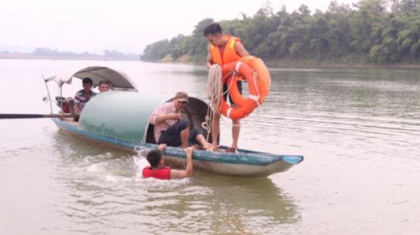 2 thí sinh lớp 12 đuối nước trước kỳ thi THPT Quốc gia: Đã tìm thấy th.i th.ể nạ.n nhâ.n thứ 2 sau 15 giờ tìm kiếm