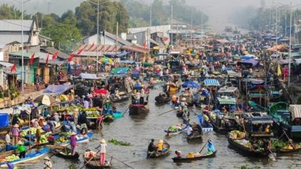 [Video] Ký ức chợ nổi: Ngược dòng nước về miền Tây