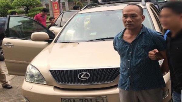 Đi xe Lexus đột nhập nhiều cơ quan nhà nước để trộm cắp