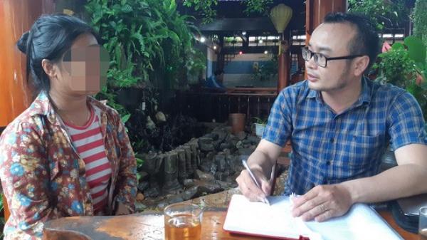 """Vụ cô gái khuyết tật ở Đắk Lắk tố bị chủ cưỡn.g hiế.p: Tiết lộ """"sốc"""" từ người vợ"""