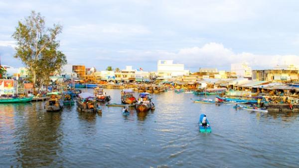Về xứ sông nước khám phá nét độc đáo của những khu chợ nổi miền Tây