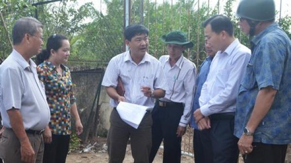 Khảo sát công trình Công viên Truyền hình Vĩnh Long