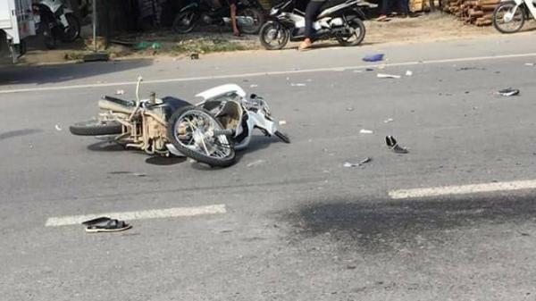 Vĩnh Long: Điều khiển xe ngược chiều, 1 người tử vong