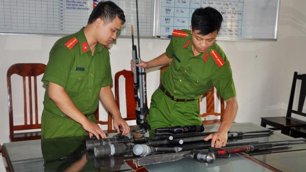 Siết chặt quản lý, thu giữ vũ khí tự chế