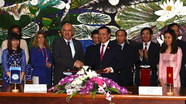 Việt Nam vay quỹ OFID gần 22 triệu USD làm dự án cầu Đầm Vạc
