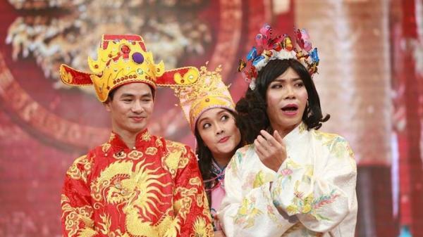 Cải tiến Tiếng Việt, Hoa hậu Đại dương sẽ xuất hiện trong chương trình Táo quân 2018?