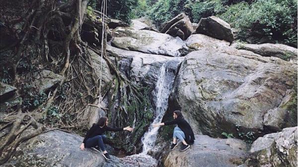 Hang Dơi - hang động tự nhiên đẹp lung linh bị lãng quên tại Vĩnh Phúc