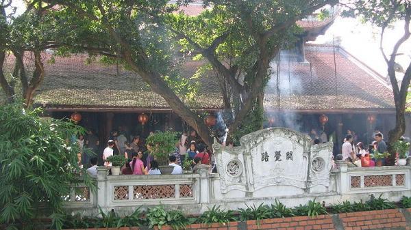 """Đi lễ chùa Hà cầu duyên mong """"đi thì lẻ bóng, về thì có đôi"""""""