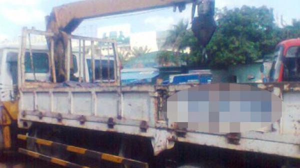 Người đàn ông ngụ Vĩnh Phúc - Chủ phương tiện cho thuê xe liên quan đến vụ trộm cắp hàng tấn thép công ty Samsung gây chấn động dư luận