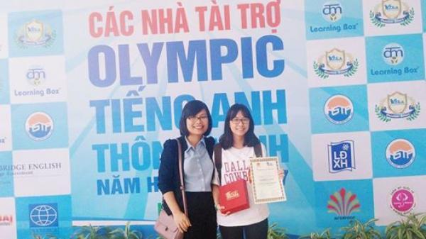 Vĩnh Phúc: Cô giáo trẻ thành công nhờ khơi dậy niềm đam mê tiếng Anh cho học trò