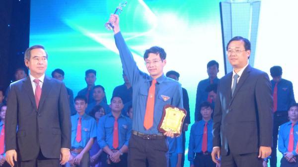 Tự hào về chàng trai trẻ Vĩnh Phúc tài năng được nhận giải thưởng danh giá