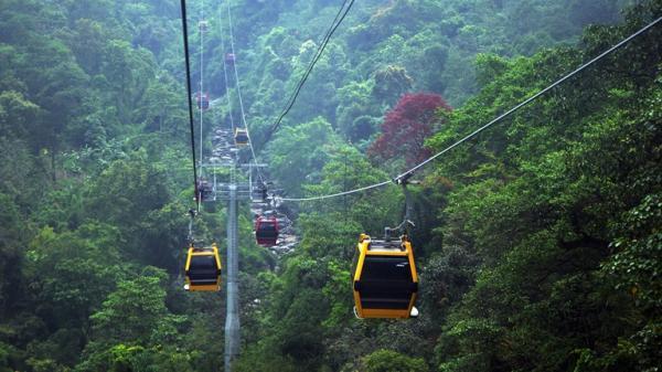 Tạo bước đột phá thu hút du khách đến Khu du lịch Tây Thiên