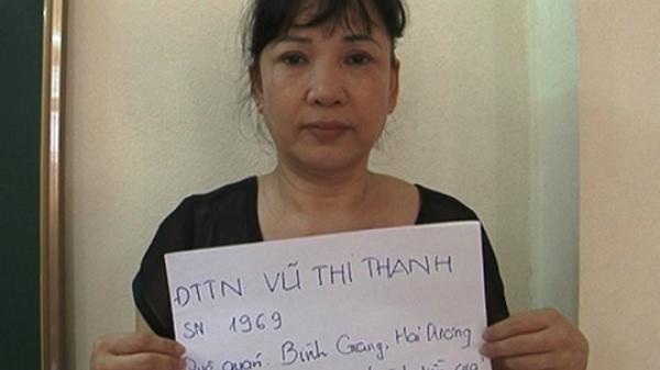 Chồng bị bắt, người phụ nữ trốn truy nã 19 năm