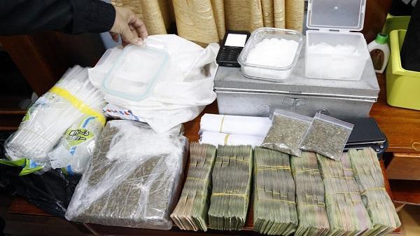 Vĩnh Phúc: Khởi tố vụ án mua bán trái phép chất ma túy