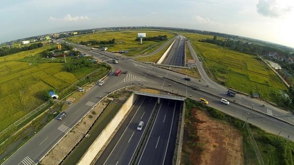 Vĩnh Phúc: Đẩy nhanh tiến độ Dự án đường từ nút giao thông lập thể đường cao tốc Nội Bài - Lào Cai đến trung tâm huyện Sông Lô