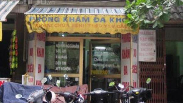 Vĩnh Phúc: Thu hồi giấy phép hoạt động của 2 phòng khám tư nhân