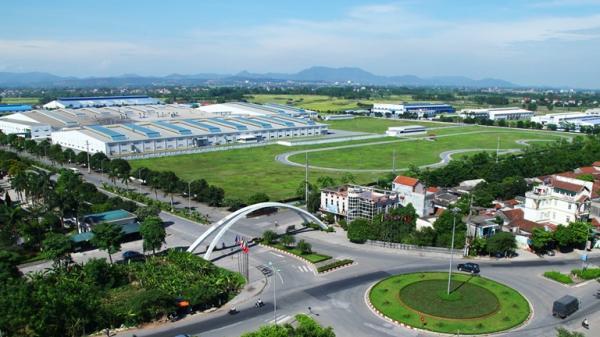 Ngỡ ngàng trước sự phát triển vững mạnh của các khu công nghiệp tại Vĩnh Phúc