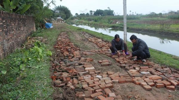 Yên Lạc (Vĩnh Phúc): Có một tuyến đường bị... bỏ quên?
