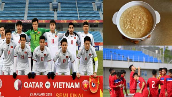 Hé lộ bí kíp để có cơ thể cường tráng như các chàng trai của đội tuyển U23 Việt Nam