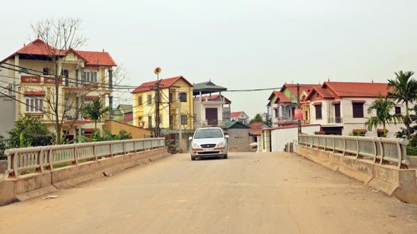 Ngỡ ngàng trước sự thay đổi chóng mặt của một xã nghèo tại Vĩnh Phúc