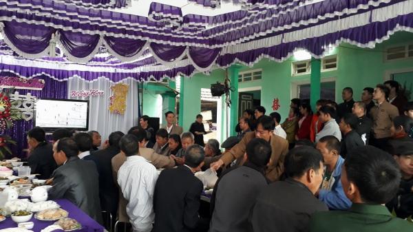 U23 Việt Nam và một đám cưới có 1- 0 – 2 ở Vĩnh Phúc