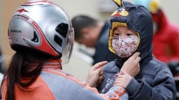 Vĩnh Phúc: Các trường chủ động cho học sinh nghỉ học nếu nhiệt độ giảm sâu