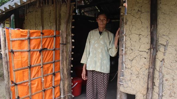 Vĩnh Phúc: Hoàn cảnh éo le của bà Tân cần sự giúp đỡ của cộng đồng