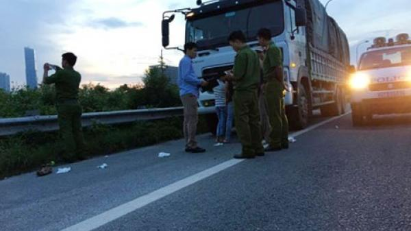 Ngủ trên xe tải ven đường, 2 vợ chồng suýt bị cướp 100 triệu đồng