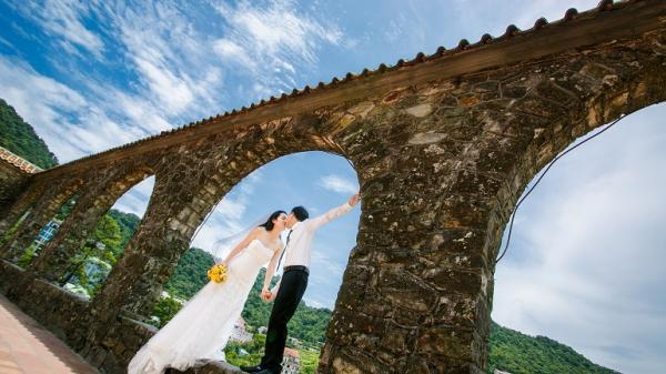 Những địa điểm chụp ảnh cưới không thể bỏ qua ở Vĩnh Phúc