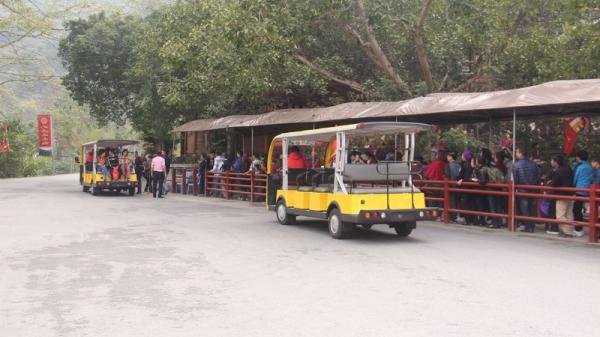Vĩnh Phúc: Choáng với con số du khách đến với Tây Thiên những ngày đầu xuân đã cán mốc đỉnh điểm