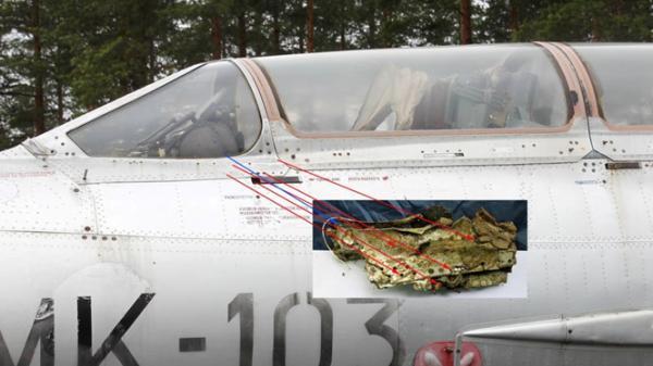 HOT: Bất ngờ tìm thấy mảnh vỡ máy bay mất tích cách đây 47 năm ở Tam Đảo (Vĩnh Phúc)