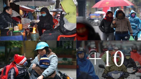 Miền Bắc đón không khí lạnh trong ngày Quốc tế phụ nữ 8/3