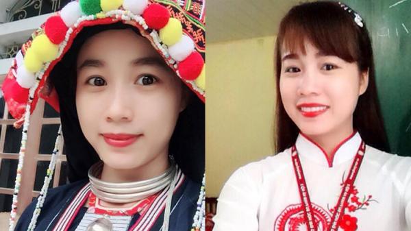 9X xinh đẹp người Dao học Đại học sư phạm 2  khiến bao người muốn làm quen