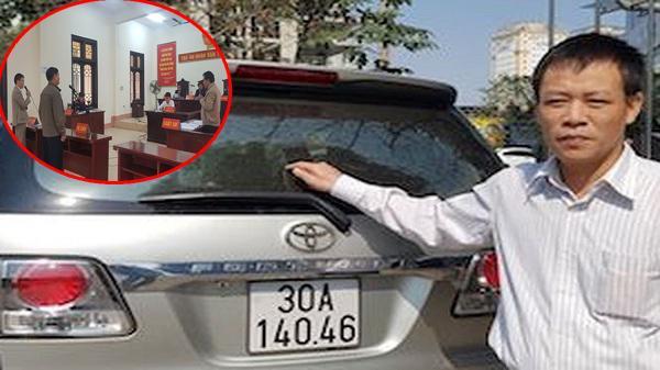 Đối tượng quê Vĩnh Phúc tưới xăng lên ô tô 'chủ nợ' từng lĩnh tù chung thân