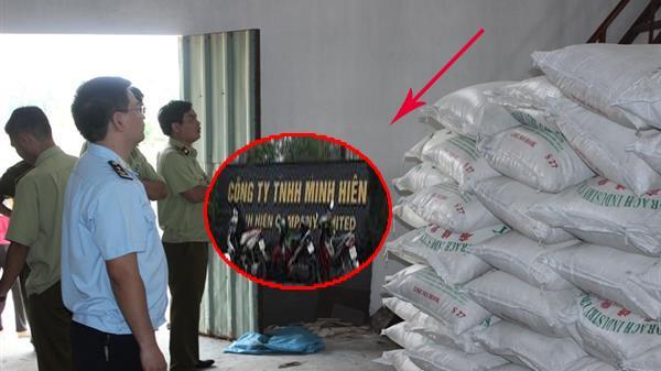 Khởi tố vụ buôn lậu hơn 1.000 tấn đường tại Công ty TNHH Minh Hiền