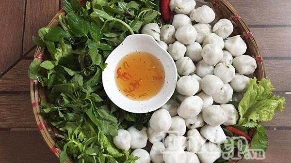 Bánh hòn Hương Canh- thơm thảo quà quê Vĩnh Phúc
