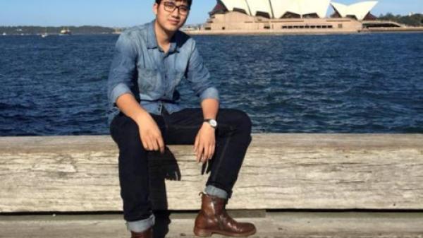 Cựu nam sinh chuyên Vĩnh Phúc: Chuẩn con người ta khi đẹp trai, học giỏi nhận học bổng 3 trường hàng đầu tại Úc