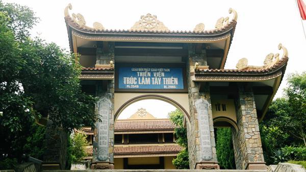 Về du ngoạn Thiền viện Trúc Lâm Tây Thiên để thấy lòng được bình yên giữa núi rừng hùng vĩ